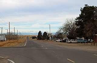 Watkins, Colorado Census-designated place in Colorado, United States