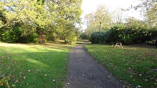 Watling Chase Timberland Trail in Shenley Park 1