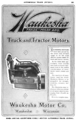Waukesha Motor Company advert in Automobile Trade Journal vol 20 1916.png