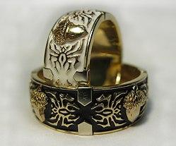 796a2ff8ed1d Обручальное кольцо — Википедия