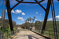 Wee Jasper Road, Bridge over Murrumbidgee river 02.jpg
