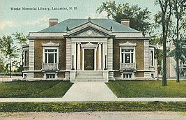 Weeks Memorial Library, Lancaster, NH.jpg