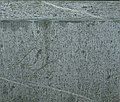 """Wegkapelletje, detail , signatuur uitvoeder """"Hosselaer"""" - 357897 - onroerenderfgoed.jpg"""