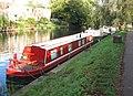 Well kept narrow boat - geograph.org.uk - 1079091.jpg