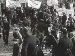 Bestand:Werklozen demonstratie Weeknummer 22-14 - Open Beelden - 13515.ogv