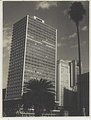 Vista pontual do Edifício Conde de Prates. São Paulo/SP