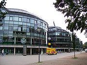 Weserstadion Nordseite