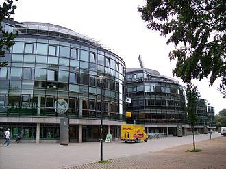 Weser-Stadion - Image: Weserstadion Nordseite