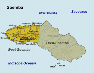 West Sumba Regency - Image: West Soemba