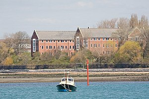 Navy Command (Royal Navy) - Image: West Battery, Whale Island, Portsmouth geograph.org.uk 772486