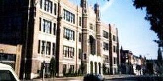 West Catholic Preparatory High School - Image: Westcatholic