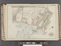 Westchester, V. 1, Double Page Plate No. 19 (Map bounded by Woodside Ave., Boston Rd., Meadow Lane, New Rochelle Harbor, Long Island Sound, Park Drive) NYPL2055666.tiff