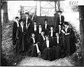 Western College senior class 1908 (3191470655).jpg