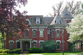 Augustana College (Illinois) - House on the Hill