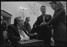 White House Counsel Charles Ruff and others at a House Judiciary Committee hearing.jpg