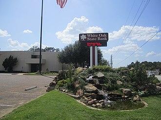White Oak, Texas - White Oak State Bank