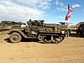 White halftrack Dixie Clipper, hoodno USA W40203865-S pic3.JPG