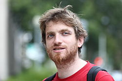 Wikimania 2012 portrait 133 by ragesoss, 2012-07-14.JPG