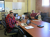 Wikimedia Multimedia Team - January 2014 - Photo 02.jpg
