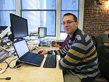 Wikimedia Multimedia Team - January 2014 - Photo 14.jpg