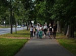 Wikimeetup in Pushkin town, photo by Erzianj jurnalist (PA080529).jpg