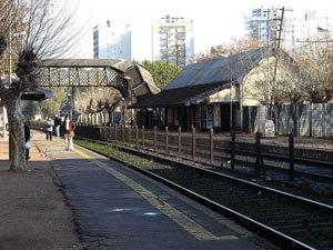 Wilde, Buenos Aires - Wilde Railway station