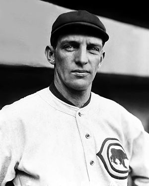 Frank Schulte - Schulte with the Chicago Cubs