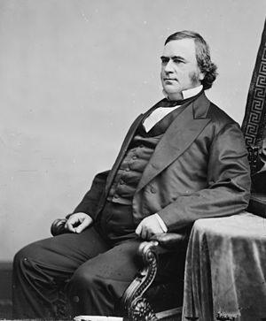 Willard Saulsbury Sr. - Image: Willard Saulsbury, Sr. Brady Handy