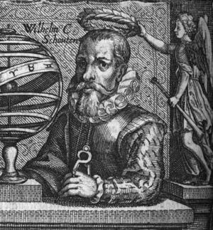 Willem Schouten - Willem Schouten by Mattheus Merian in 1631