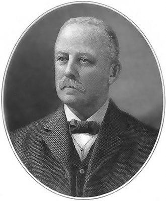William Atkinson Jones - Image: William Atkinson Jones later years