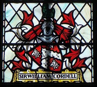 William Cordell English politician