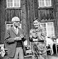 Willy Maria Lundberg och Carl Malmsten 1966.jpg