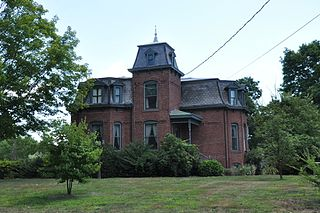 House at 736 Palisado Avenue United States historic place