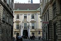 Wipplingerstraße - Altes Rathaus.JPG