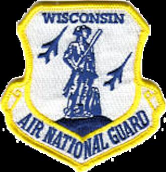 Volk Field Air National Guard Base - Image: Wisconsin Air National Guard Emblem