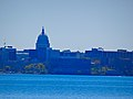 Wisconsin State Capitol seen across Lake Mendota - panoramio.jpg