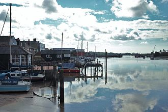 Wivenhoe - Image: Wivenhoe morning