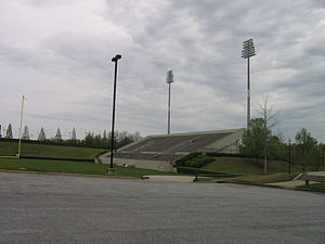 Wofford Terriers - Image: Wofford Gibbs Stadium 1