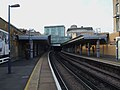 Woolwich Arsenal stn look west2.JPG