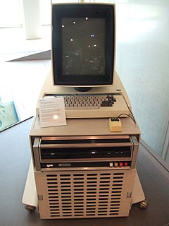 Xerox Alto Computer made by Xerox