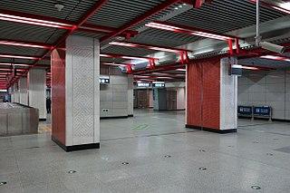Xiyuan station Beijing Subway interchange station
