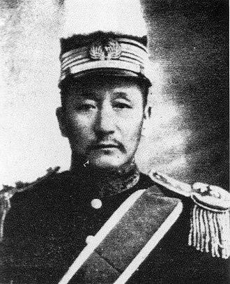 Jung Chang - Xue Zhiheng, Jung Chang's grandfather