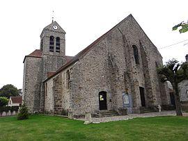 Die Kirche in Yèbles