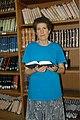 Yael Shemesh Bible.JPG