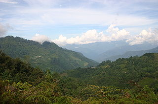 mountain in Mexico