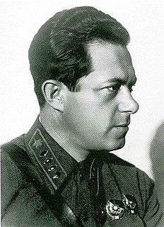 Iona Yakir Soviet military commander