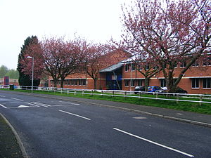 Yale College, Wrexham - Bersham Rd Campus