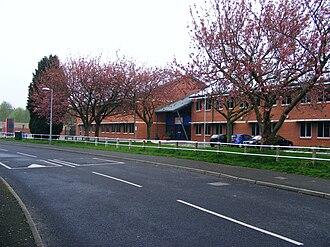 Yale College, Wrexham - Bersham Rd Campus