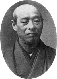 Yanagimoto Naotaro, former mayor of the City of Nagoya.jpg