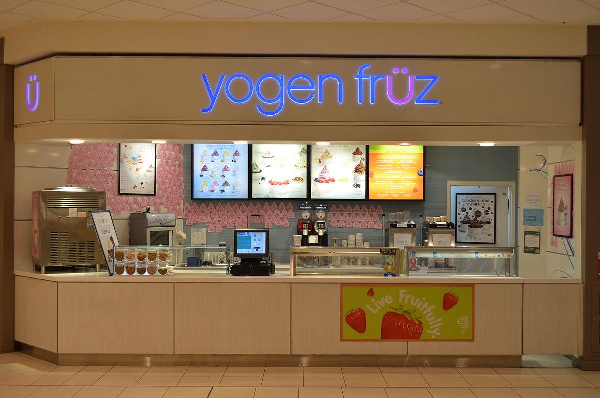 List Of Frozen Yogurt Companies Wikipedia